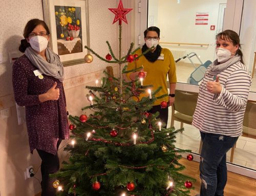 So schön war Weihnachten in unseren Seniorenresidenzen Moordorf und Vogskampen.