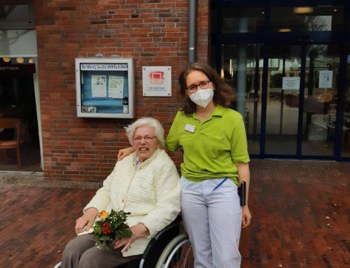 """Ein 90. Geburtstag in der Peter Janssen """"Residenz zwischen den Auen"""""""